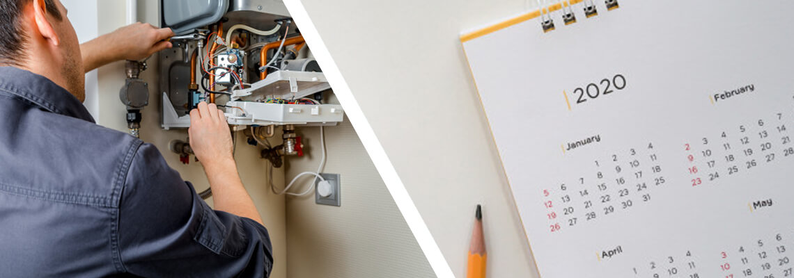5 Reasons Why You Need An Annual Boiler Service