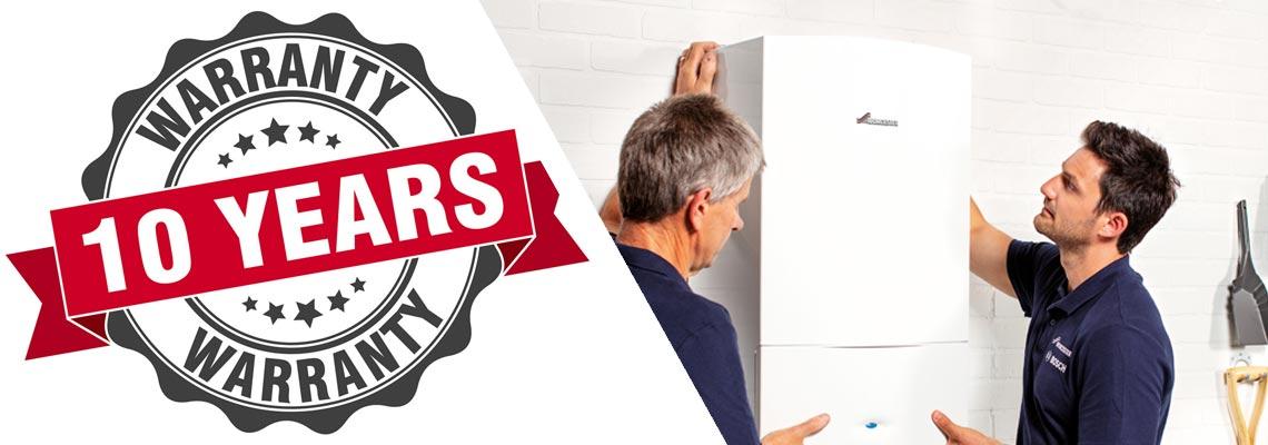 Should I Get a Boiler Warranty with my Boiler Installation?