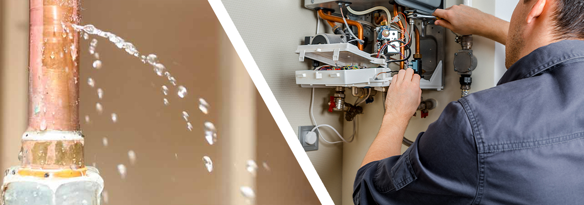 What to Do If you Have a Boiler Leak